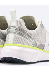 Veja - VEJA - Jasnoszare sneakersy Condor 2. Kolor: szary. Materiał: poliester, materiał, guma. Szerokość cholewki: normalna. Wzór: aplikacja