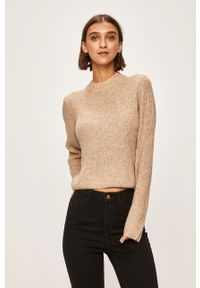 Sweter Pepe Jeans melanż, casualowy, na co dzień