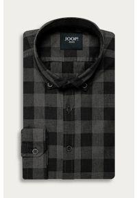 Szara koszula JOOP! na co dzień, casualowa