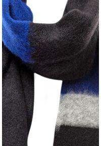 Chusta Sportmax Code na zimę, w kolorowe wzory
