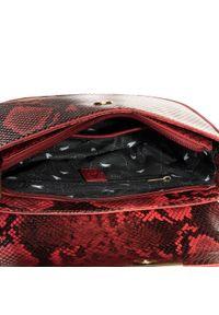Fly London - Torebka FLY LONDON - Alvofly P974694002 Snake Red. Kolor: czerwony. Materiał: skórzane #5