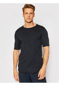 Imperial T-Shirt TB92BCLL Granatowy Regular Fit. Kolor: niebieski