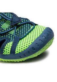 Bagheera - Sandały BAGHEERA - Kinetic 86490-35 C2231 Blue/Lime. Kolor: niebieski, zielony, wielokolorowy. Materiał: materiał