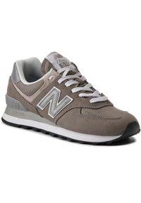 Szare buty sportowe New Balance New Balance 574