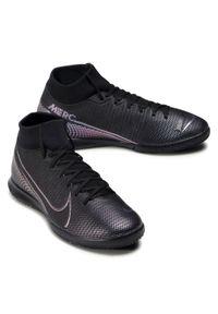 Czarne halówki Nike z cholewką