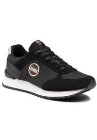 Colmar Sneakersy Travis Drill 014 Czarny. Kolor: czarny