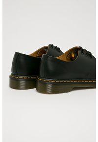 Dr. Martens - Dr Martens - Półbuty. Nosek buta: okrągły. Zapięcie: sznurówki. Kolor: czarny. Materiał: skóra. Szerokość cholewki: normalna