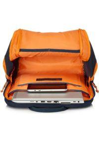Niebieski plecak na laptopa HP