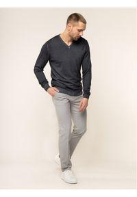 Digel Sweter 1298001 Szary Regular Fit. Kolor: szary #4