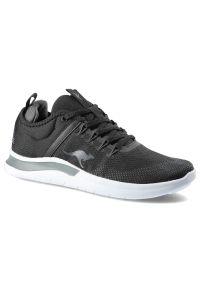 Kangaross - Sneakersy KANGAROSS 39136 000 5003 Jet Black/Steel Grey