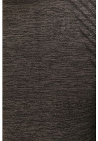 Szara koszulka z długim rękawem Craft