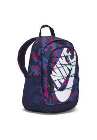 Plecak sportowy Nike Hayward 2 32L CK5728. Materiał: materiał, poliester, włókno. Wzór: aplikacja. Styl: sportowy