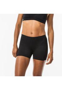 OLAIAN - Dół kostiumu kąpielowego REVA damski. Kolor: czarny. Materiał: poliester, poliamid, materiał, elastan