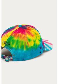 Wielokolorowa czapka z daszkiem Polo Ralph Lauren