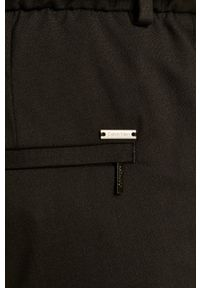 Czarne spodnie Calvin Klein