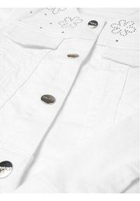 Biała kurtka przejściowa Mayoral