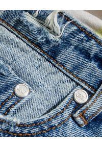 ONETEASPOON - Jeansowe szorty Bandits Mid Waist Venice. Stan: podwyższony. Kolor: niebieski. Materiał: jeans