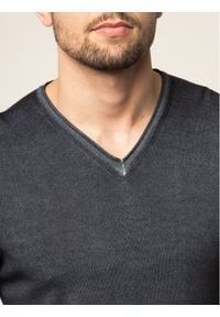 Digel Sweter 1298001 Szary Regular Fit. Kolor: szary #5
