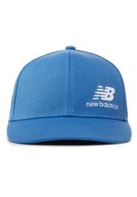 Niebieska czapka z daszkiem New Balance
