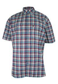 Koszula Jurel na wiosnę, z krótkim rękawem, na co dzień, casualowa
