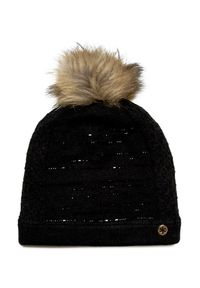 Czarna czapka Granadilla