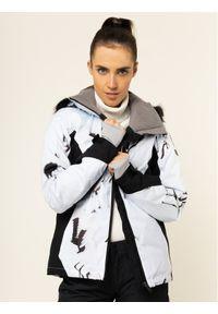 Biała kurtka sportowa Roxy narciarska