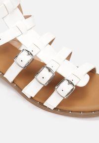 Renee - Białe Sandały Lysessei. Kolor: biały