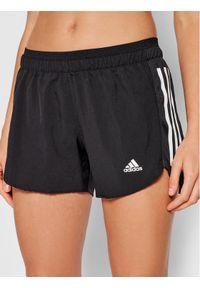 Adidas - adidas Szorty sportowe Run It GK5191 Czarny Regular Fit. Kolor: czarny. Sport: bieganie