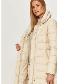 Kremowa kurtka Miss Sixty bez kaptura, klasyczna, na co dzień #6