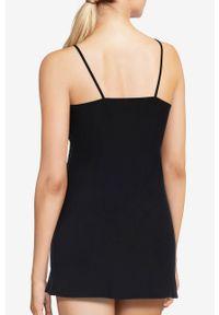Czarna piżama Passionata z aplikacjami