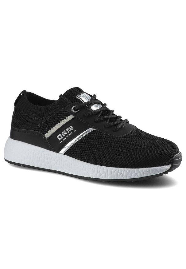 Big-Star - Sneakersy BIG STAR HH274347 Czarny. Kolor: czarny