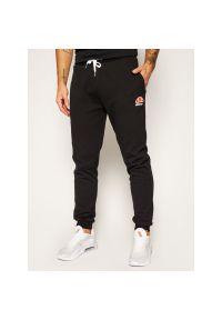 Czarne spodnie dresowe Ellesse na jogę i pilates
