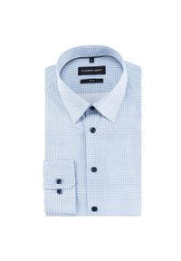 Koszula Giacomo Conti w kolorowe wzory, biznesowa