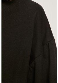 Czarna bluza Jacqueline de Yong bez kaptura