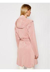 Rains Kurtka przeciwdeszczowa Curve 1206 Różowy Slim Fit. Kolor: różowy