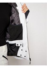Biała kurtka sportowa CMP narciarska