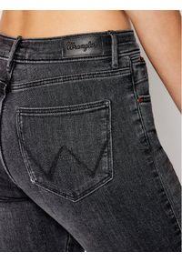 Wrangler Jeansy W27HZJ29K Czarny Skinny Fit. Kolor: czarny