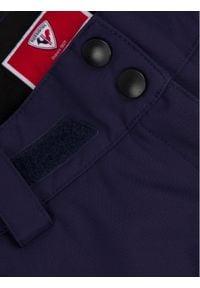 Rossignol Spodnie snowboardowe RLIYP11 Granatowy Regular Fit. Kolor: niebieski. Sport: snowboard
