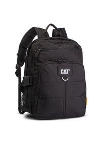 CATerpillar - Plecak CATERPILLAR - Brent 83435 Black 01. Kolor: czarny. Materiał: materiał