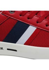 U.S. Polo Assn - Sneakersy U.S. POLO ASSN. - Vega141 VEGA4141S1/LT1 Red. Okazja: na co dzień. Kolor: czerwony. Materiał: skóra ekologiczna, materiał. Szerokość cholewki: normalna. Styl: casual, klasyczny #6