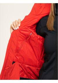 Czerwona kurtka sportowa Eider narciarska
