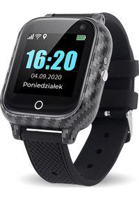 Smartwatch CALMEAN Care Czarny (1). Rodzaj zegarka: smartwatch. Kolor: czarny