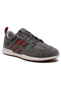 Geox Sneakersy U Snake.2 B U048DB 022FU C0051 Szary. Kolor: szary