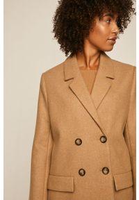 Złoty płaszcz medicine klasyczny, bez kaptura, na co dzień #6