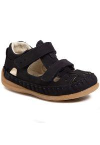 Niebieskie sandały Froddo na lato, klasyczne