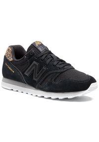 Czarne buty sportowe New Balance New Balance 373