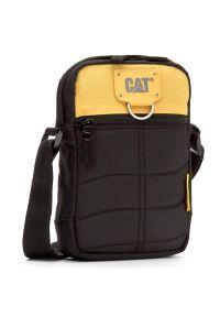 CATerpillar - Saszetka CATERPILLAR - Rodney 83437-172 Black/Yellow. Kolor: żółty, wielokolorowy, czarny. Materiał: materiał