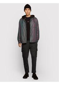 BOSS - Boss Spodnie dresowe Skylight 50443635 Czarny Regular Fit. Kolor: czarny. Materiał: dresówka
