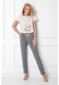 Piżama Aruelle krótka