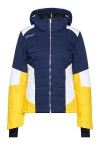 Phenix Kurtka narciarska Dianthus ESA82OT65 Granatowy Regular Fit. Kolor: niebieski. Sport: narciarstwo #8